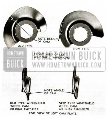 1957 Buick Windshield Wiper Cam