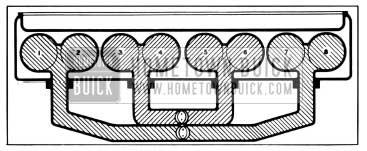 1950 Buick Fuel Distribution Through Intake Manifold