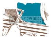 1950 Buick Map Lamp