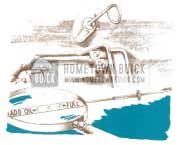 1950 Buick Oil Level