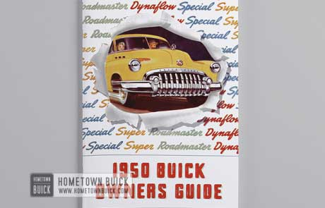 1950 Buick Owners Guide - 02