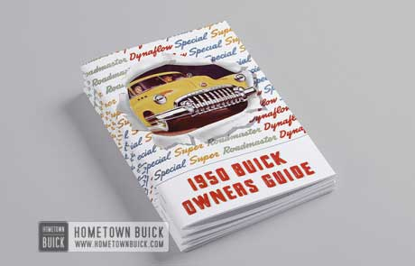 1950 Buick Owners Guide - 03
