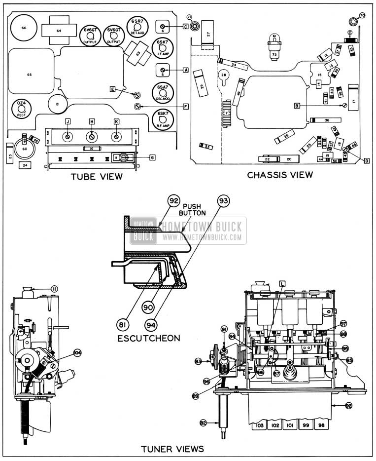 willys pickup wiring diagrams