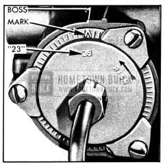 1950 Buick Stromberg Choke Thermostat Setting
