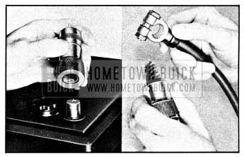 1950 Buick Wire Brushes for Cleaning Battery Posts and Terminals