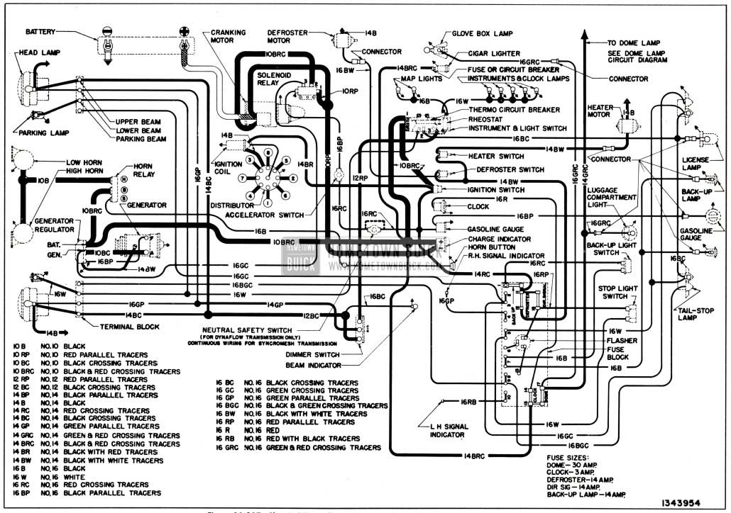 Buick Wiring Diagrams : Buick regal stereo wiring diagram ford super duty