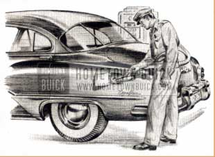 1951 Buick Fuel