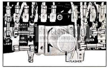 1951 buick fuse block with direction signals 1951 buick wiring diagrams hometown buick 1957 buick special fuse box location at gsmx.co