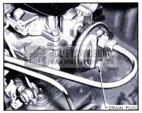 1951 Buick Moraine Gasoline Filter