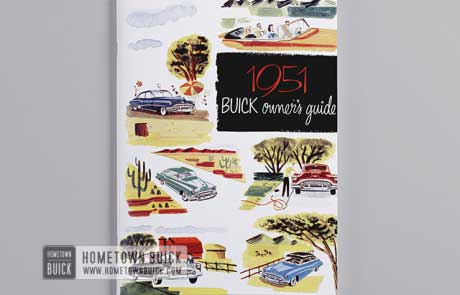 1951 Buick Owners Guide - 02