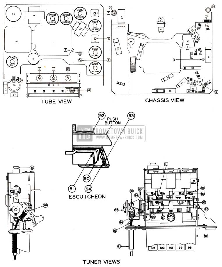 ford hood latch diagram html