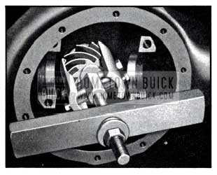 1951 Buick Pinion Puller
