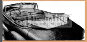 1951 Buick Raise Convertible Top