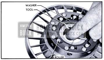 1951 Buick Removing Stator Assembly Tool