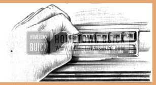 1951 Buick Sonomatic Radio