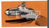 1951 Buick Trunk Handle