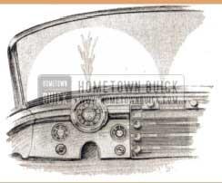 1951 Buick Windshield Washers
