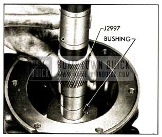 1952 Buick Bushing Remover and Replacer J 2997