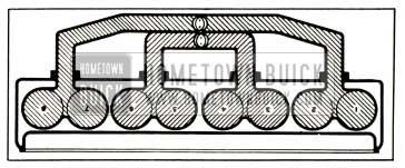 1952 Buick Fuel Distribution Through Intake Manifold - Series 40-50