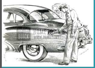 1952 Buick Fuels