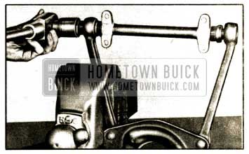 1952 Buick Installing First Bushing