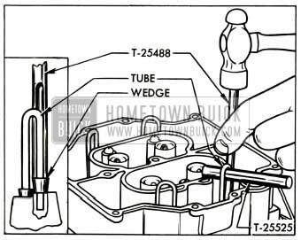 1952 Buick Installing Idle Tube