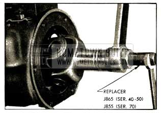 1952 Buick Installing Universal Joint