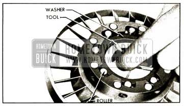 1952 Buick Removing Stator Assembly Tool