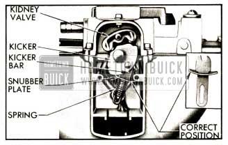 1952 Buick Wiper Motor Valve Parts