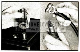 1952 Buick Wire Brushes for Cleaning Battery Posts and Terminals