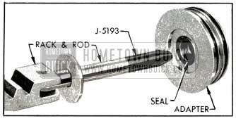 1953 Buick Application of Rod Inserter J S 193