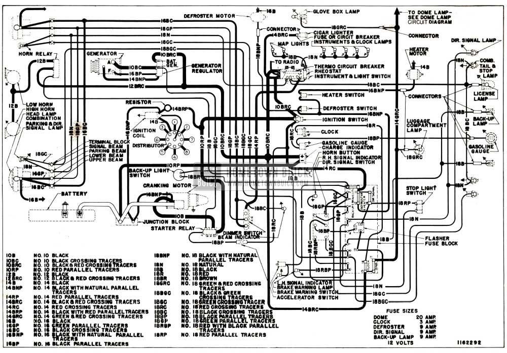 1953 buick wiring diagram 1953 wiring diagrams online 1953 buick wiring diagrams hometown buick