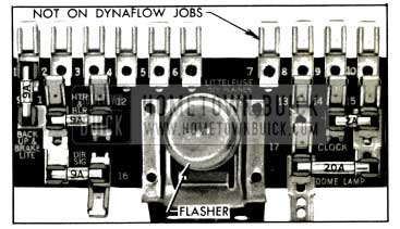 buick wiring diagrams hometown buick 1953 buick fuse block