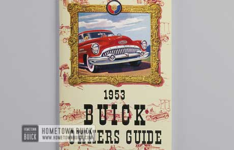 1953 Buick Owners Guide - 02