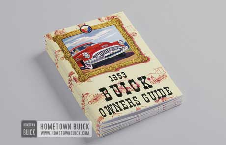 1953 Buick Owners Guide - 03