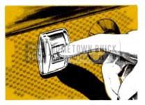 1953 Buick Power Windows