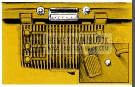 1953 Buick Selectronic Radio