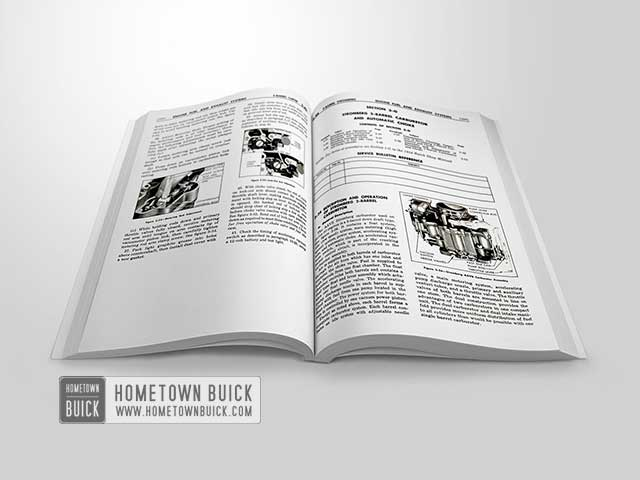 1953 buick shop manual hometown buick rh hometownbuick com
