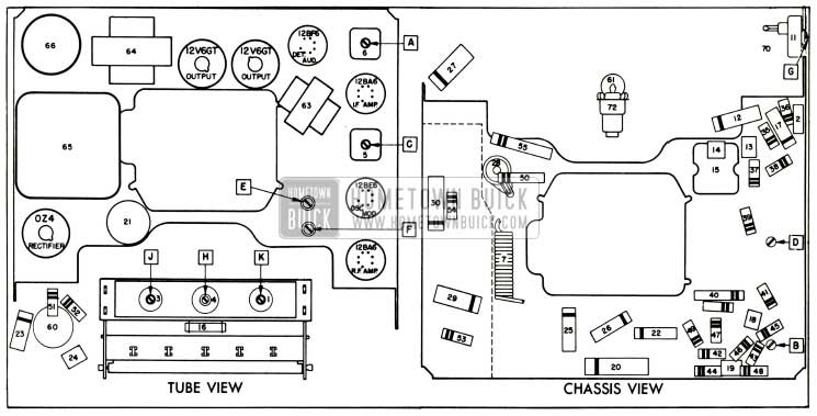 1953 buick wiring diagram tailights  buick  auto wiring diagram