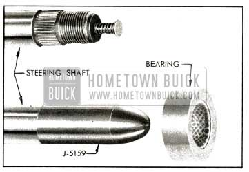 1953 Buick Steering Gear and Tie Rods - Hometown Buick