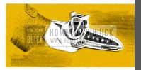 1953 Buick Trunk Handle