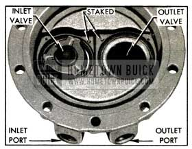 1953 Buick Valves in Fuel Cover