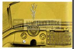 1953 Buick Windshield Washers