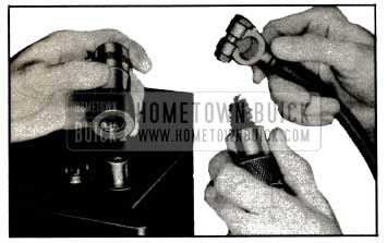 1953 Buick Wire Brushes for Cleaning Battery Posts and Terminals