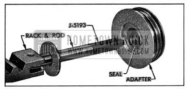 1954 Buick Application of Rod Inserter J 5193