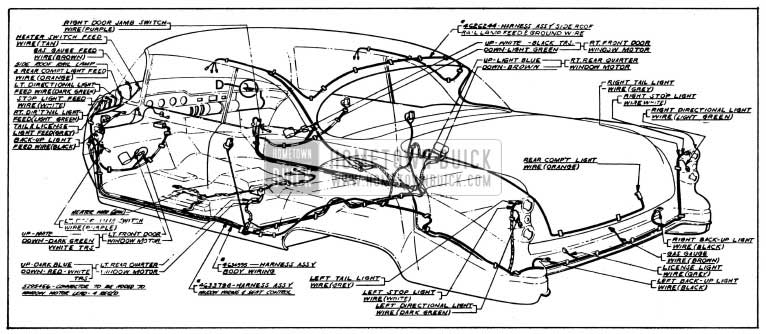 1954 buick wiring diagrams hometown buick wrg 5624] 1956 buick wiring diagram