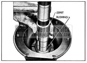 1954 Buick Bushing Remover and Replacer J 2997