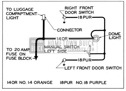1954 buick wiring diagrams hometown buick 1949 oldsmobile wiring diagram