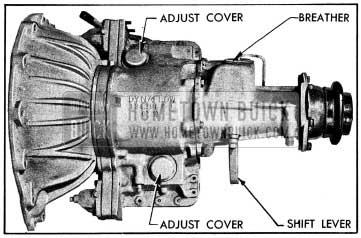 1954 Buick Dynaflow Transmission