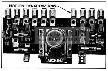 1954 buick fuse block 1954 buick wiring diagrams hometown buick 1957 buick special fuse box location at gsmx.co